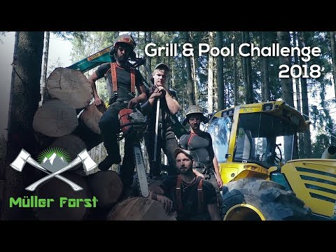 Müller Forst | Grill & Pool Challenge 2018