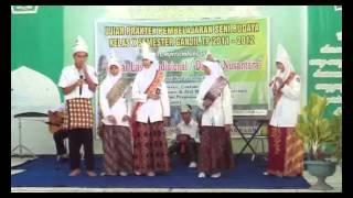 """Musik Nusantara   X 1 Kelompok 2 """"Ayo Mama dari Maluku """""""
