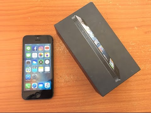 Apple iPhone 5 16GB สีดำ สภาพนางฟ้า ขายราคา 4,800 บาท