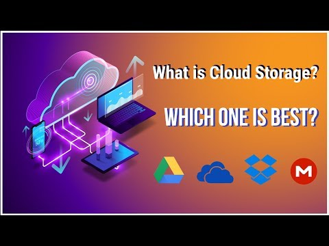 Best cloud storage of 2019, Keep your data Secure and Safe