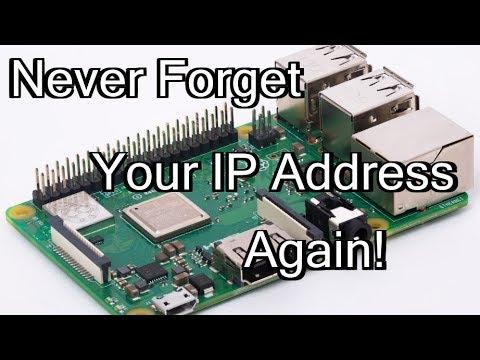 Raspberry Pi SSH Tip [ mDNS and Bonjure ]