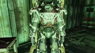 Fallout 76 Gameplay   Power Armor and Unarmed Bobble Head Location!!!