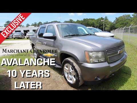2008 Chevrolet Avalanche | Read Owner and Expert Reviews, Prices, Specs