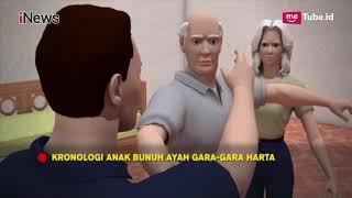 Gambar cover Miris! Anak Tega Bunuh Ayah Kandung Lantaran Uang Rp 600 Ribu - Police Line 12/12