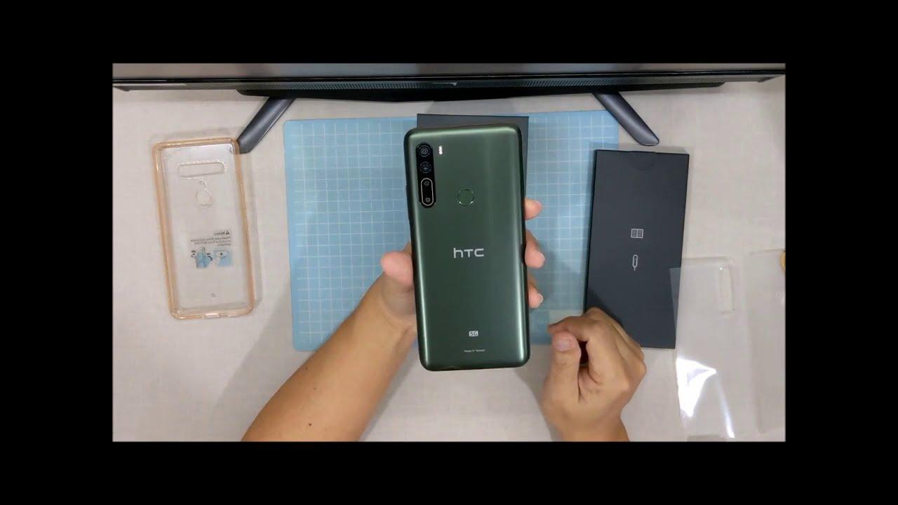 Download Unboxing HTC U20 5G