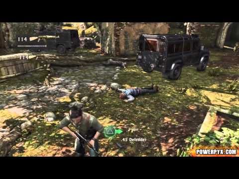 Uncharted 3 - Rolling Ammo Master Trophy Guide