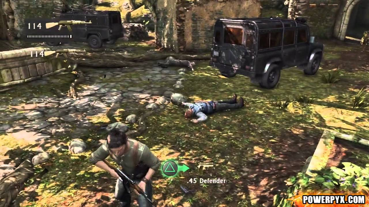 uncharted 3 rolling ammo master trophy guide youtube rh youtube com Uncharted 4 Uncharted 2 Among Thieves