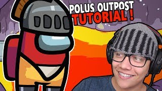 COMO FAZER as TASKS no MAPA NOVO do Among Us ( POLUS OUTPOST )