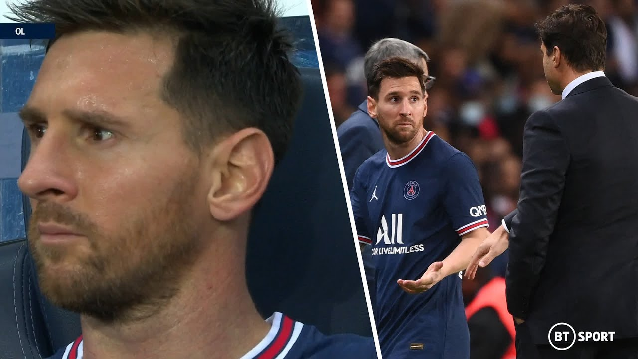 Lionel Messi substituted on home debut as Paris Saint-Germain ...