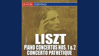 Concerto Pathétique, S.258: III. Allegro agitato assai - Piu moderato - Piu mosso