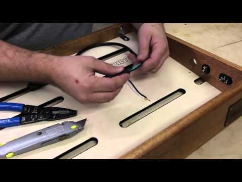Wiring an IEC Power Jack and Rocker Switch Tutorial