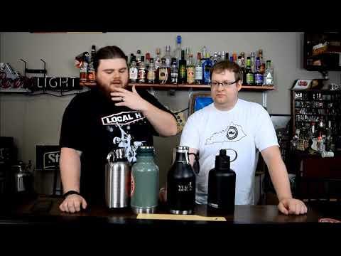 Beer 101: Growlers!