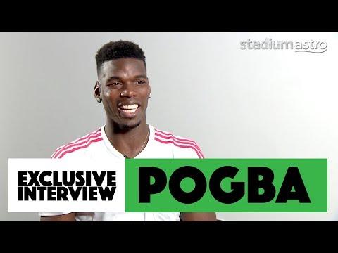 Who is Pogba's football idol? Mp3