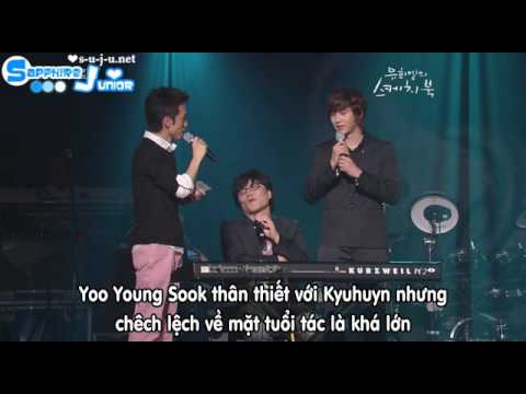 090718 7 Years Of Love + Interview - Kyuhyun [Vietsub]