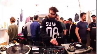 Coyu Vinyl Set @ La Principal Barcelona (12 March 2015)
