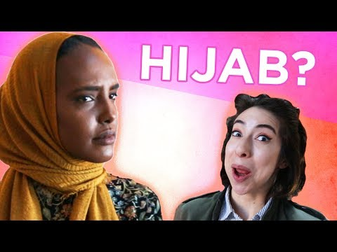 Chill Out, It's Just A Hijab