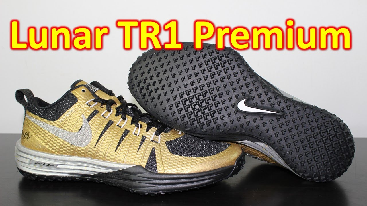 5da8bb8ce0b9 ... Grey Nike Lunar TR1 (Marshawn Lynch) - Review + On Feet - YouTube ...
