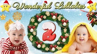 Super Relaxing Christmas Lullaby Baby Sleep Music ♥ Xmas Bedtime Hushaby ♫ Good Night Sweet Dreams