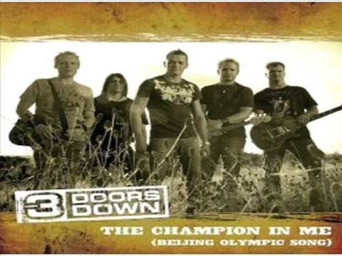 "3 Doors Down - ""The Champion in Me"""