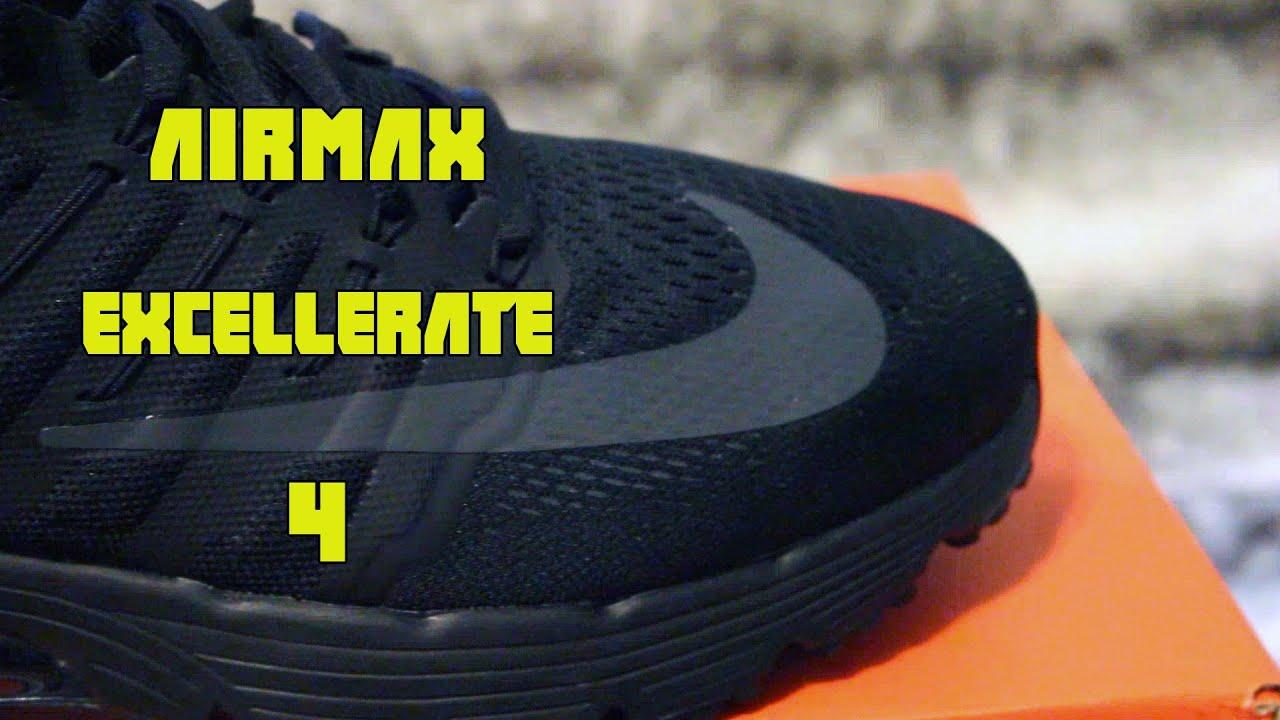 0c8bcb5eb246c4 Nike AirMax Excellerate 4 - Sneaker Pickup - YouTube