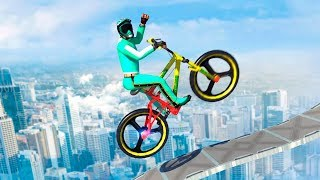 BMX Challenge - Gameplay Android game - bmx bike games