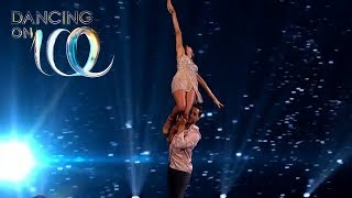 Rise Up for Melody's First Skate | Dancing on Ice 2019