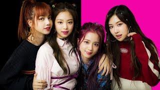 Idols & Artist Mentioned BLACKPINK | KNET thumbnail