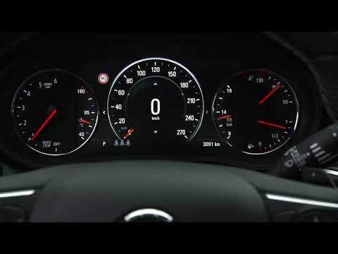 Opel Insignia GSi Grand Sport Interior Design