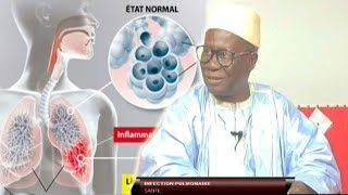 Petit Dej (1er juin 2018) - Médecine traditionnelle : Infection pulmonaire