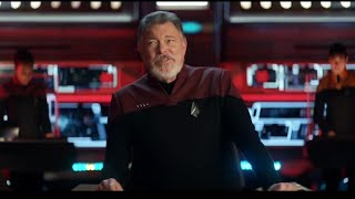 Captain William T Riker • Star Trek Picard