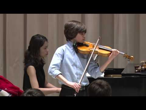Viotti: Concerto No. 23, mvt. I