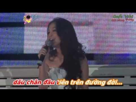 Nhật Ký Của Mẹ - Ca sĩ Hiền Thục (Đức Quảng Audio) Karaoke Demo