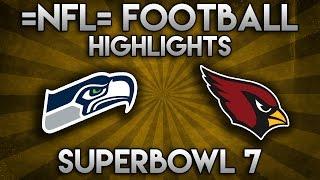 nfl roblox super bowl s7 football highlights   cardinals seahawks