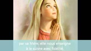 Mai, mois de Marie