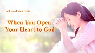 "Christian Song | ""When You Open Your Heart to God"""