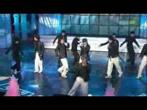 Shinhwa - Crazy (Live)