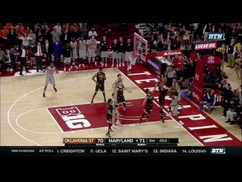 Exciting Ending of the Oklahoma State vs. Maryland Game
