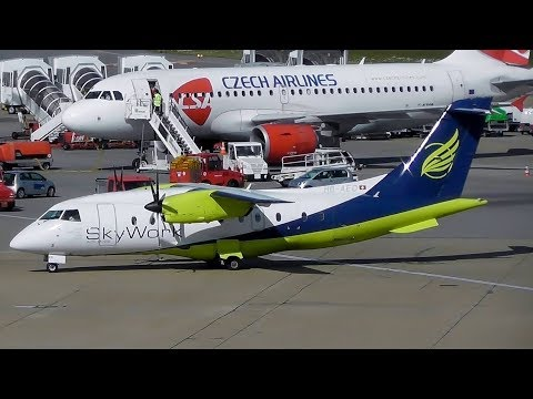 20+ Minutes of Close Up Ground Movements at Hamburg Airport!