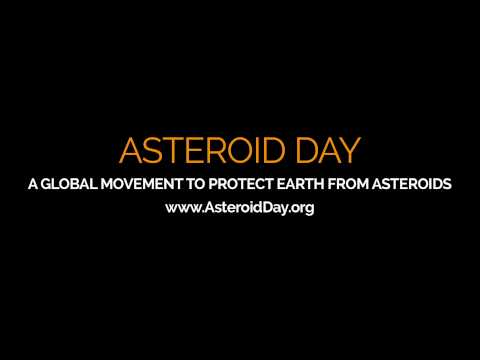 ESA Astronaut Jean François Clervoy supports Asteroid Day