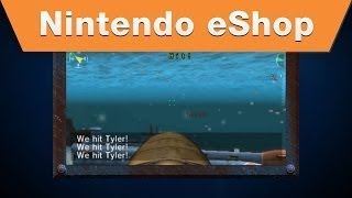 Nintendo eShop - Steel Diver: Sub Wars Multiplayer Trailer