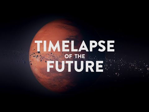 TIMELAPSE OF THE FUTURE: A Journey to the End of Time, but backwards