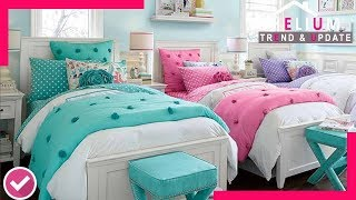 Wow!!! 50+ Beautiful Twin Girls Bedroom Ideas That Will Make You Fall In Love - Helium