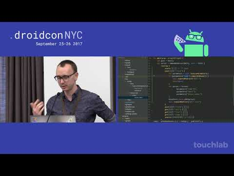 droidcon NYC 2017 - Full-Stack Kotlin