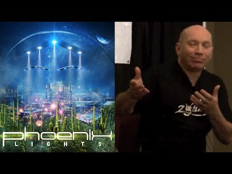 Phoenix Lights UFO returns 18 days after Bashar predicts that it will return in about 50 days