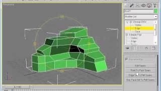 3ds max Rocks tutorial