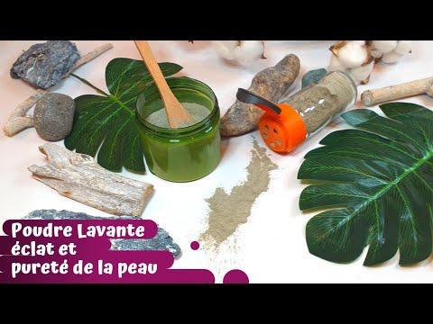 Poudre Lavante Éclat et Pureté de la Peau aux Enzymes Naturelle // بودرة ضد الكلف و حب الشباب //