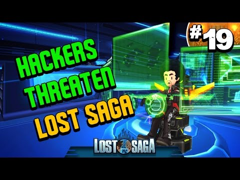 Lost Saga: Hack Attack in Public Rooms