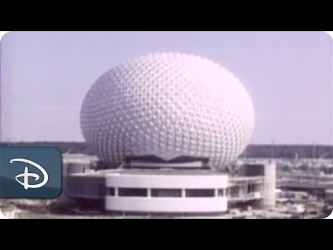Time-Lapse: Watch Spaceship Earth Emerge | Epcot | Walt Disney World