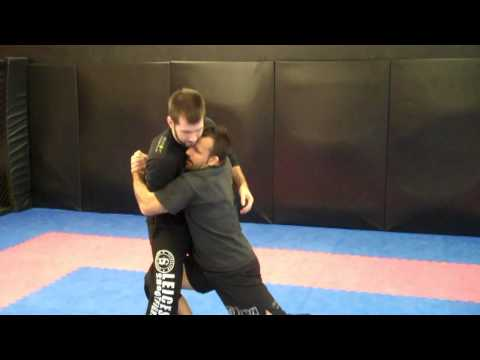 BOLT Wrestling Kenny Johnson  Counter to Russian 2on1 Tie at Leicester Shootfighters