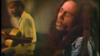 """Redemption Song"" - Bob Marley live with Earl Lindo on Jamaica TV, 1980"